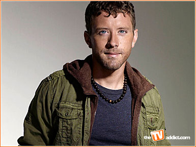 T. J. Thyne BONES star T J Thyne was to